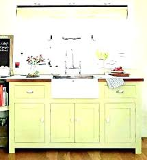 free standing kitchen sink cabinet stand alone best for