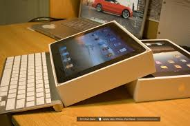 apple ipad tablet comes with free stand