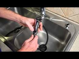 Kitchen sink hoses Bathroom Sink Danco How To Changing Kitchen Sink Spray Youtube Danco How To Changing Kitchen Sink Spray Youtube