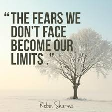 Fear Quotes How Fear Has Stopped Me Robin sharma quotes Robin sharma and Robins 12