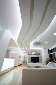 office modern interior design. modern and white office design interior