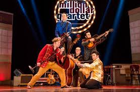 Million Dollar Piano Seating Chart Million Dollar Quartet A True Story