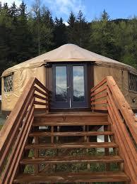 Luxurious 3 Bedroom Yurt With Amazing View Vrbo