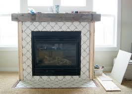 tile fireplace surround ideas amazing designs pictures home decor design with hearth suburban makeover phase new