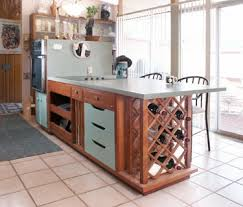 island with wine rack. Delighful Rack Kitchen Island To With Wine Rack H