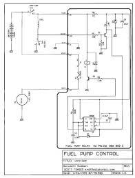 fuel pump relay diagnostic troubleshooting notes fuel pump relay wiring diagram