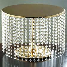 diy crystal chandelier cake stand crystal wedding cake stand with crystals natural history museum chandelier s