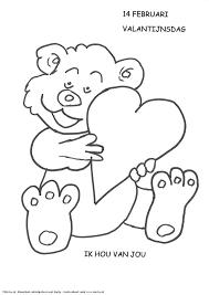 Fris Kleurplaten Van Hartjes Voor Mama Klupaatswebsite Pertaining