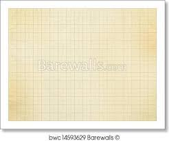 Print A Sheet Of Graph Paper Blank Millimeter Old Graph Paper Grid Sheet Background Or Textured
