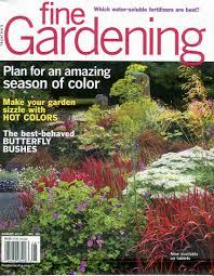 fine gardening magazine. Unique Gardening Fine Gardening Gardening1  On Gardening Magazine R