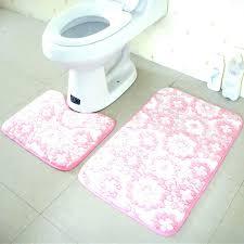 bathroom rugs set rug 3 pc bath rug sets