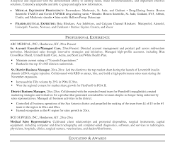 Career Change Resume Templates Best of Medical Pharmaceutical Sales Career Change Resume Sample By Mplett
