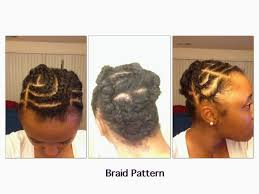 Braid Pattern For Crochet Braids Magnificent Desire My Natural Protective Style Series Vol 4848 Freetress