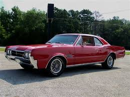 Image result for '66 olds 442 coupe