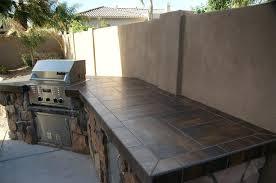 outdoor kitchen countertop material outdoor landscaping network outdoor kitchen material outdoor kitchen countertop materials
