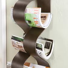 magazine rack wall mount: view larger cf deb  b afd view larger