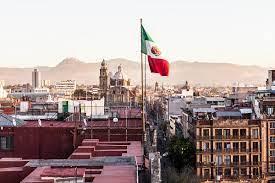Informationen zu Mexico City und Umgebung