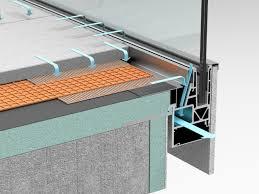 Geländersystem Aqua Viva Mit Integrierter Balkon Entwässerung Abel