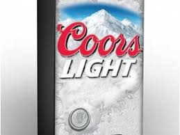 Coors Light Vending Machine