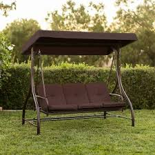 Cozy swing chairs garden ideas Patio Furniture Amazing Glider Swing For Your Comfortable Outdoor Design Idea Seat Hammock Canopy Glider Swing Cignetfundcom Decor Amazing Glider Swing For Your Comfortable Outdoor Design Idea