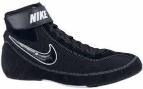 nike wrestling shoes. nike speedsweep vii black white wrestling shoes