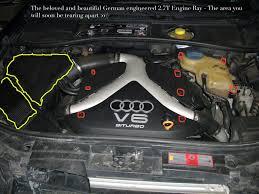 audi a6 engine bay diagram audi wiring diagrams