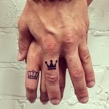 Obrázek Tetování Pro Zamilovaný Pár Nějaký Malí Ale Ať Tam Nejsou