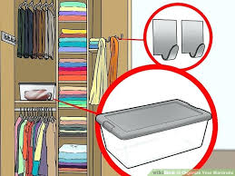 image titled decorate small. Wardrobes: Design Your Wardrobe Image Titled Organize Step Doors: Decorate Small