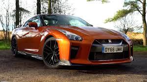 The 2017 Nissan GT-R - Chris Harris Drives - Top Gear - YouTube