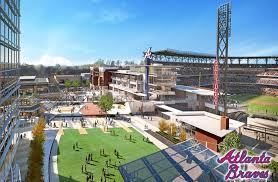 Atlanta Braves Stadium Design Ballpark Construction Panstadia Arena Management