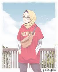 Igo foto wanita cantik asli indonesia yang menggun. 1000 Gambar Kartun Wanita Muslimah Cantik Dan Lucu Anime Girl Hijab Hoodie 900x1125 Download Hd Wallpaper Wallpapertip