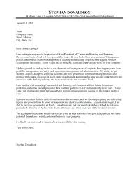 Cover Letter Format Sample For A Bank Loan Application Request