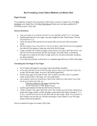 Cite An Essay Mla Format Works Cited In Text Cover Letter