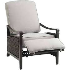 outdoor reclining lounge chair chestnut and espresso all weather wicker outdoor reclining patio lounge chair outdoor outdoor reclining lounge chair