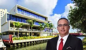Univista insurance es una agencia de seguros para todo el sur de la florida. Miami River Oppenheim Architecture Univista Insurance