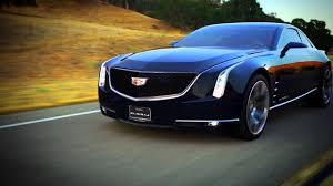 Introducing the Cadillac Elmiraj Concept Coupe - YouTube