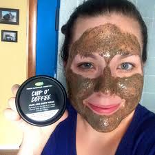 Coffee face masks are a godsend for all the coffee lovers (cue the intoxicating smell) but coffee haters can also reap the benefits of this natural ingredient. Lush Cup O Coffee Mask Review Diva And The Divine
