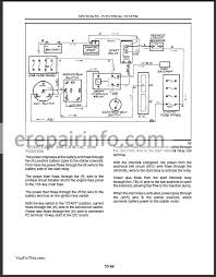 New Holland Oil Filter Chart New Holland Ls180 Ls190 Repair Manual Erepairinfo Com