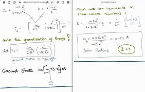 diffeial equations 38 derivation of wavefunctions of hydrogen atom