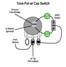bass tone caps from the top seymour duncan capacitor switch