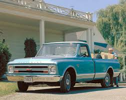 All Chevy chevy 1967 : Check Out This Mud-Splattered Visual History of 100 Years of Chevy ...