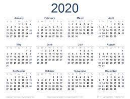 2020 Calendar Png Download Image Png Arts