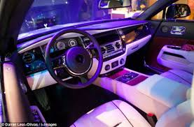 rolls royce ghost interior roof. at the first unveiling in geneva rollsroyce chief executive torsten mllertv said rolls royce ghost interior roof