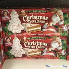 Little debbie copycat recipes to make at home. Spotted On Shelves Little Debbie Holiday Spice Christmas Tree Cakes The Impulsive Buy