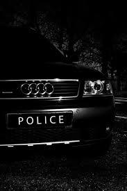 audi police car iphone 4s wallpaper