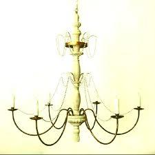wood and crystal chandeliers beaded wood lighting