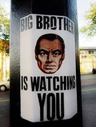 literary criticism critical analysis com big brother is watching you