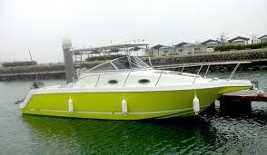 cabin boat design