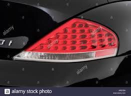 Bmw 650i Lights 2006 Bmw 6 Series 650i In Black Tail Light Stock Photo