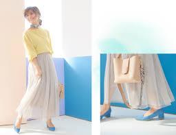 2019春夏トレンドコーデ7ワード レディースファッション通販 神戸レタス
